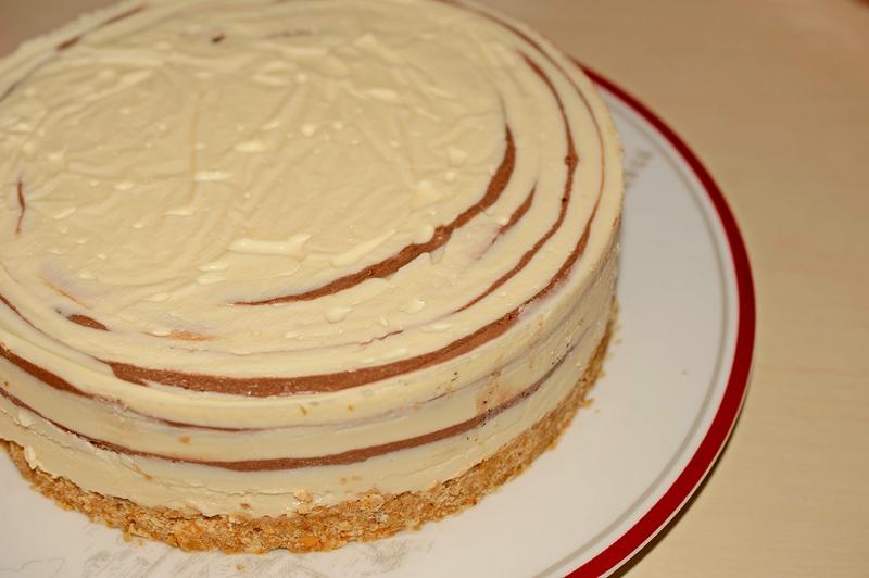 cum se face cheesecake cu ciocolata