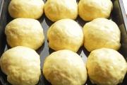 preparare cuiburi pufoase cu nuca de cocos