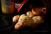 Biscuiti de casa cu ciocolata