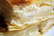 Placinta cu iaurt si branza dulce