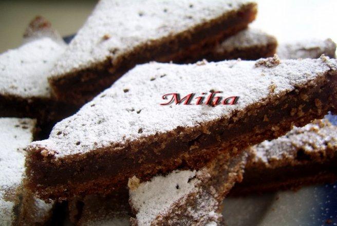 Prajitura cu ciocolata si iaurt