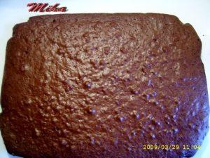 Blat pufos pentru prajitura de casa
