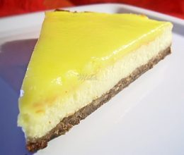 Lemon Curd Cheesecake