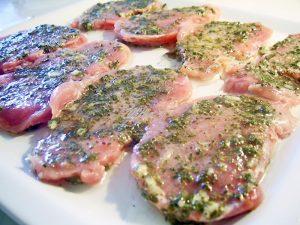 Preparare muschiulet de porc