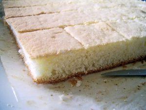 Blat pentru prajitura tavalita
