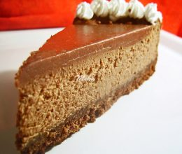 Chocolate Cheesecake – Cheesecake cu ciocolata
