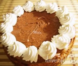 Chocolate Cheesecake (2)