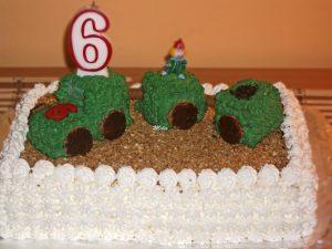 tort trenulet pentru copii