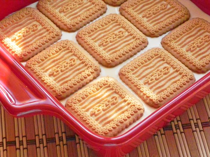 Prajitura cu biscuiti