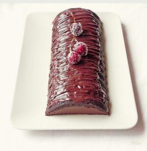 Prajitura cu ciocolata Noire