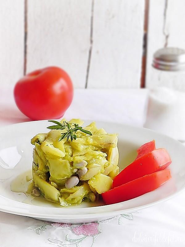 Salata de fasole pastai