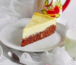 Negresa cu branza – Brownie Cheesecake