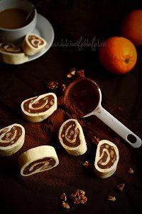 Rulada din ciocolata de casa