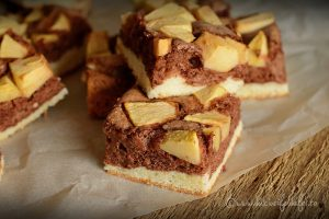 Prajitura de casa cu mere