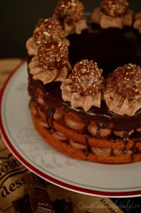 tort cu ciocolata nestle