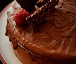 Tort cu mousse de ciocolata si lamaie