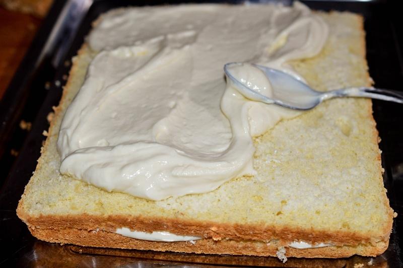 cum se face prajitura cu crema mascarpone
