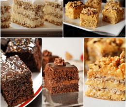 5 retete de prajituri pentru Craciun