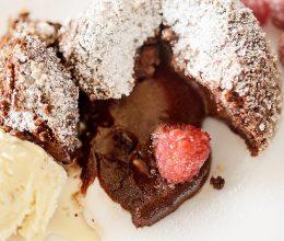 lava cake reteta