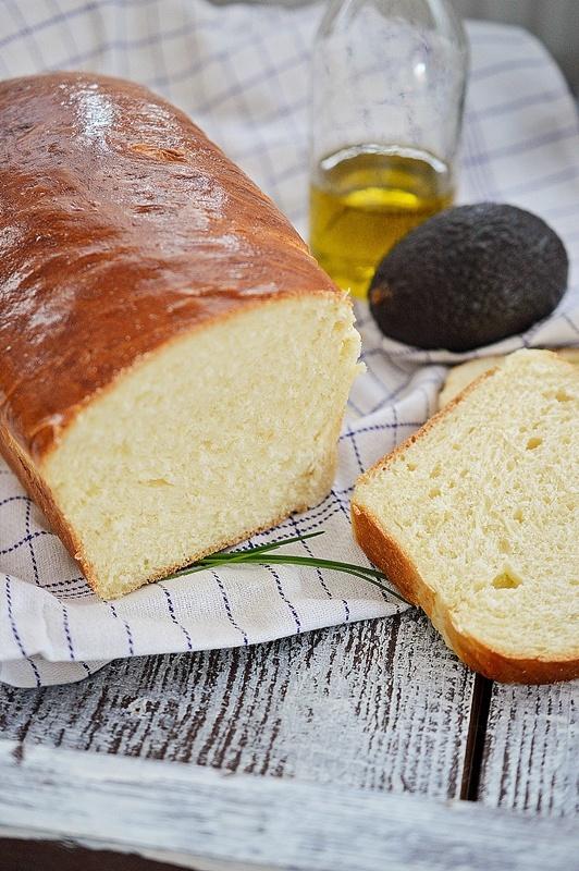 paine de casa pufoasa