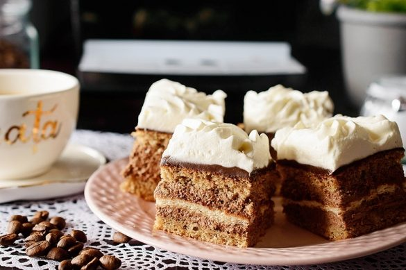 prajitura cu ciocolata si cafea