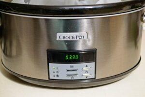 Slow cooker 7.5 l Digital Crock Pot