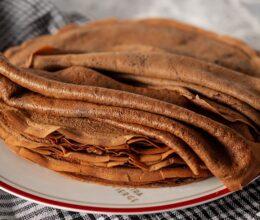 reteta de clatite simple cu cacao